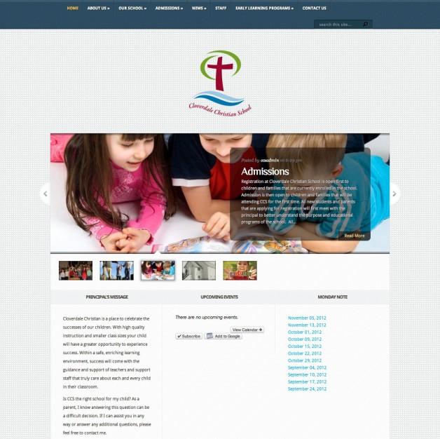 Cloverdale Christian School