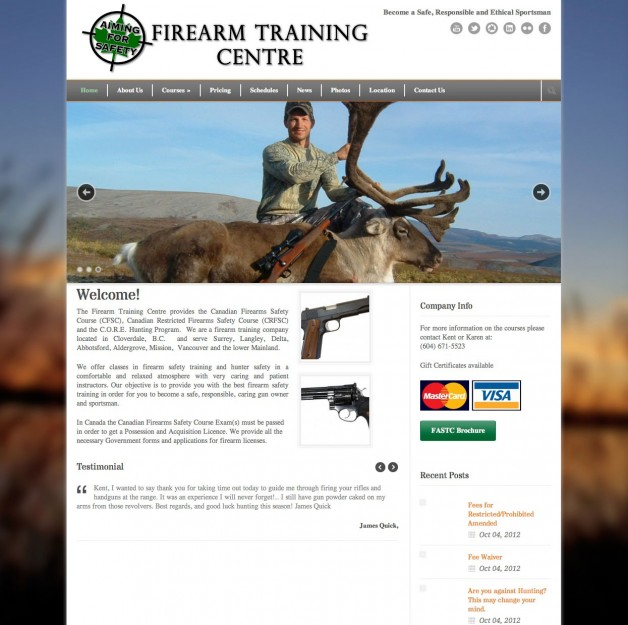 Firearm Safety Training Course